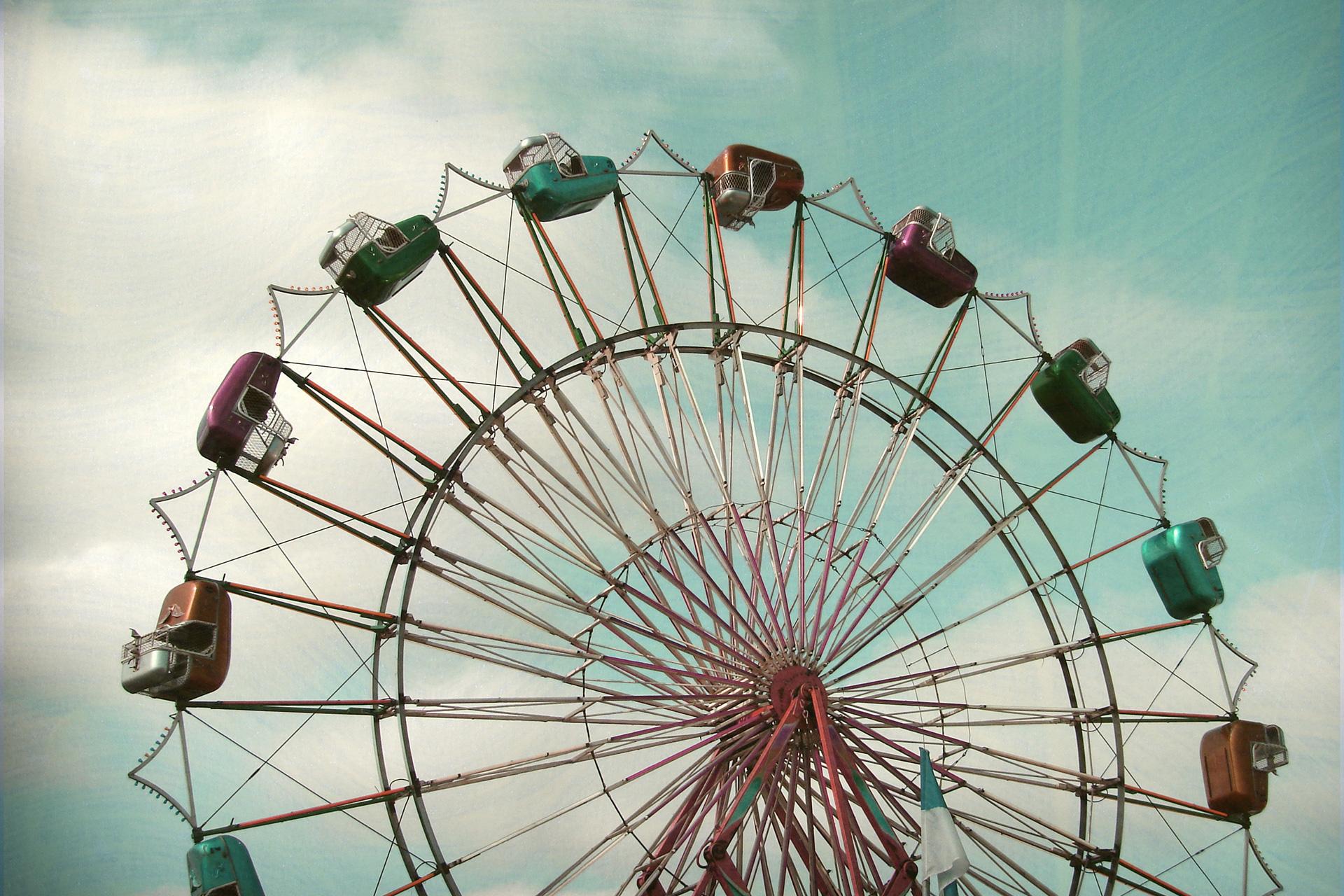 En karusel