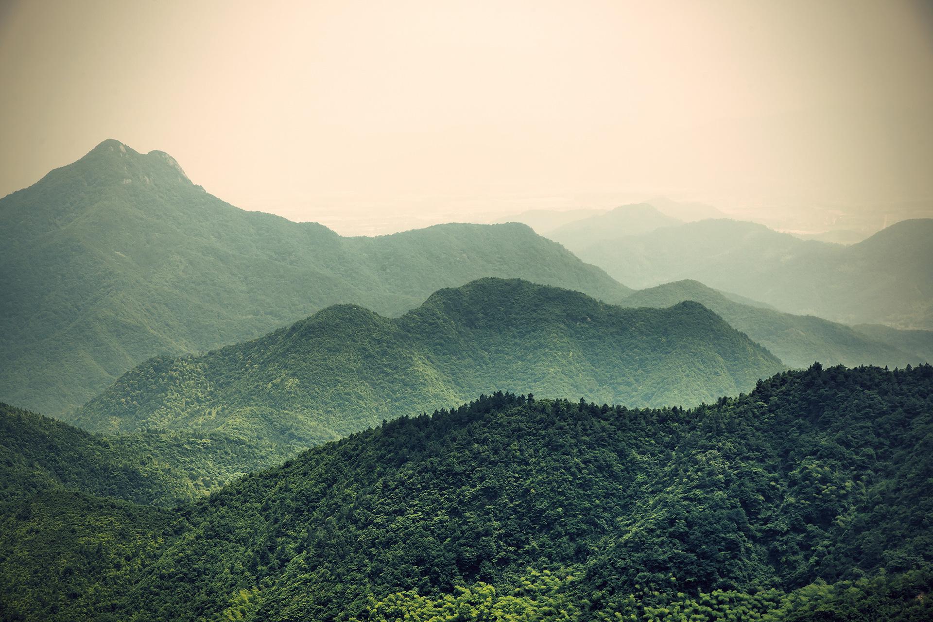 Et bjerg